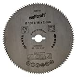 wolfcraft 6263000 | Handkreissägeblatt...