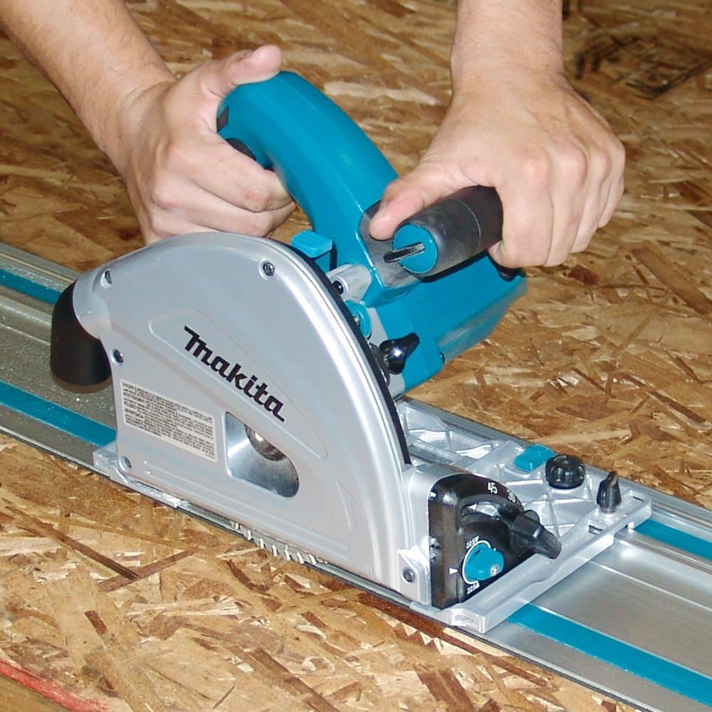 Makita SP 6000K1 Tauchsaege Test