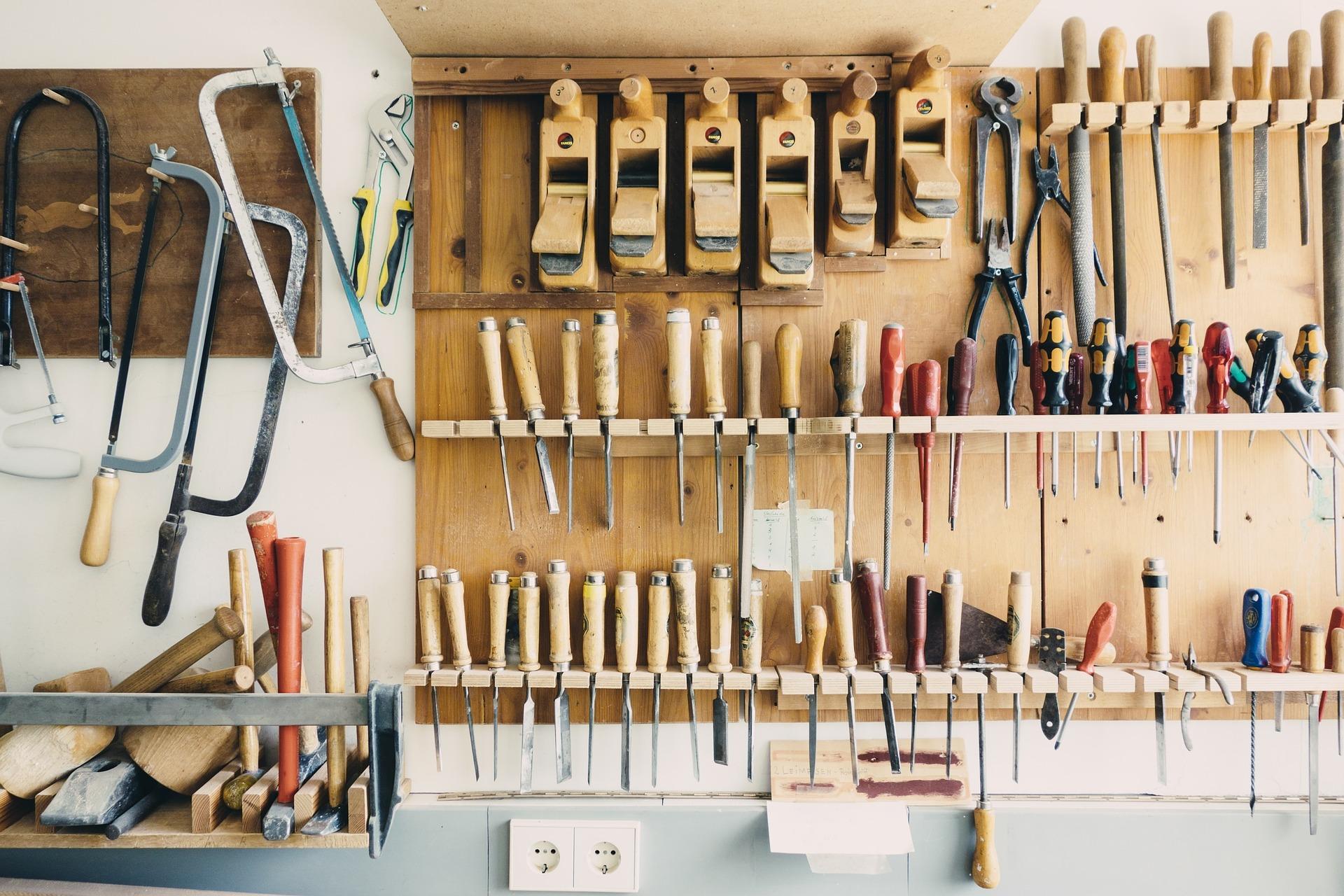 Kredit für Werkzeug