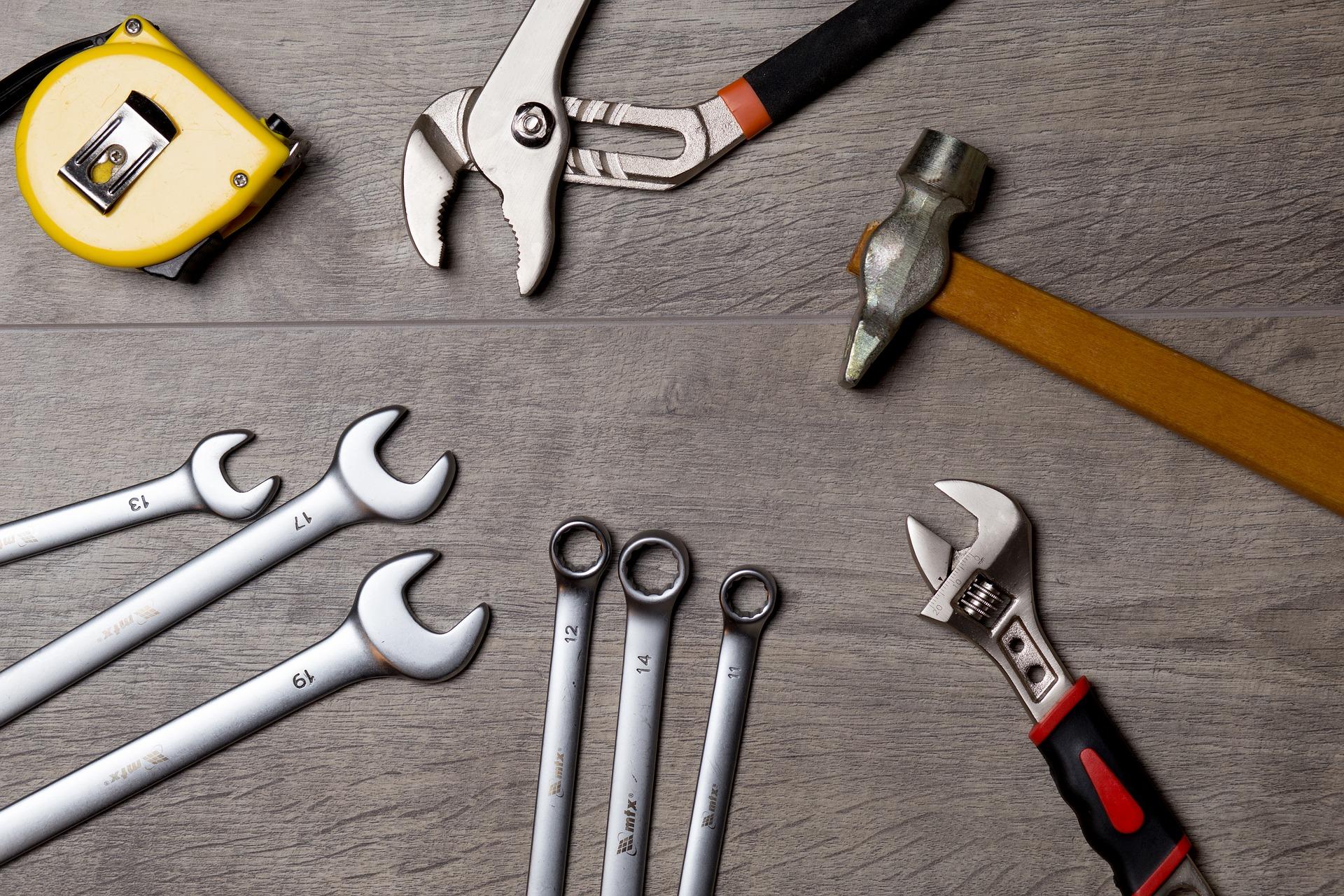 Neues Werkzeug